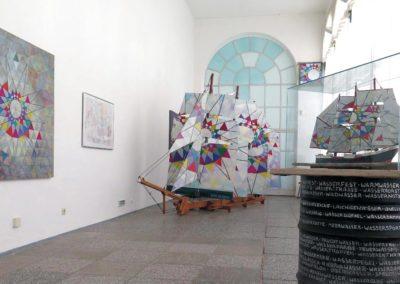 """""""Male Dein Lied"""" - Ausstellung in Putbus - 9. November - 29. Dezember 2019"""