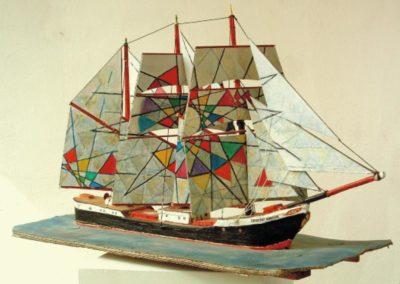 seascape Modell - Entwurf, 1999