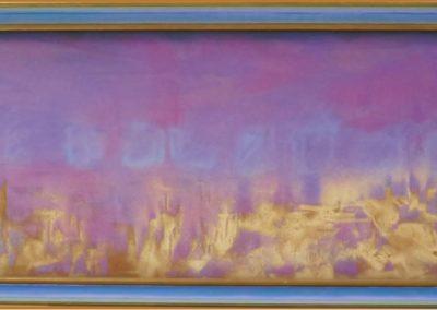 Märkischer Sand, 1994,69 x 144 cm